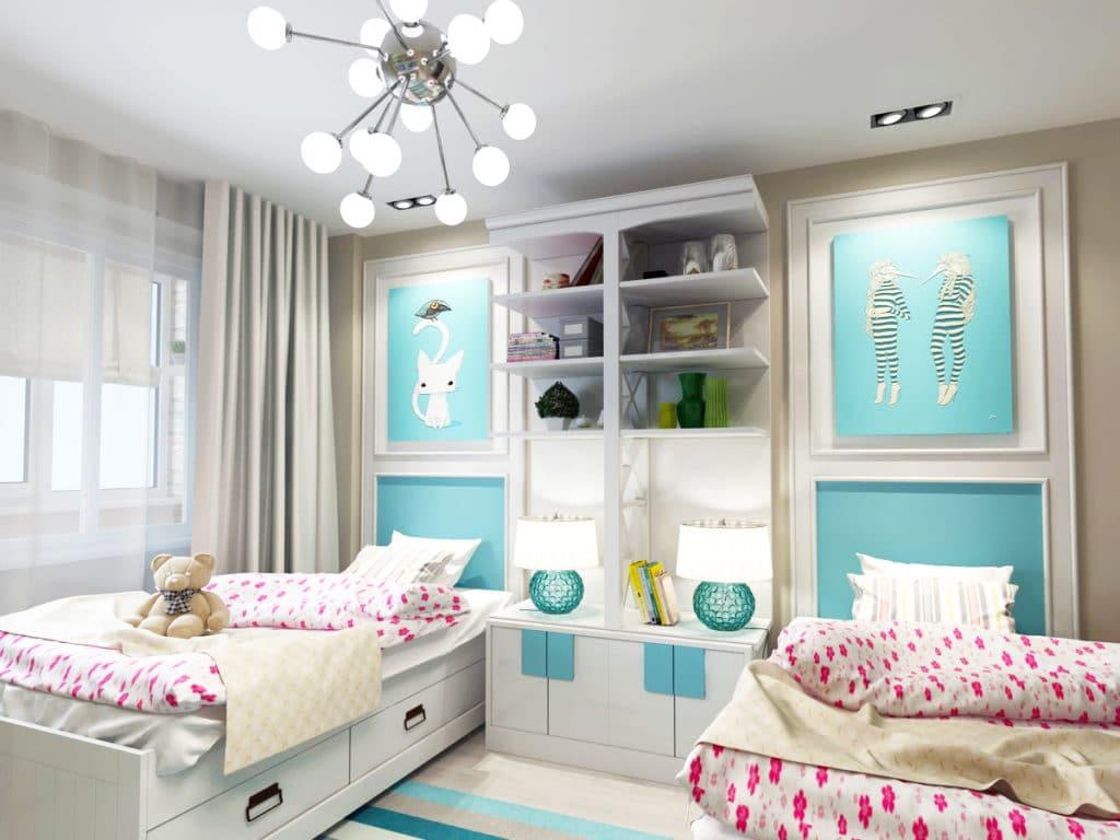 Дизайн квартиры на Б. Победы 42