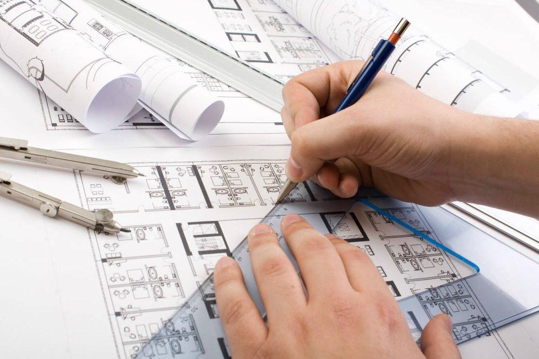 Архитектурное проектирование одноэтажных домов