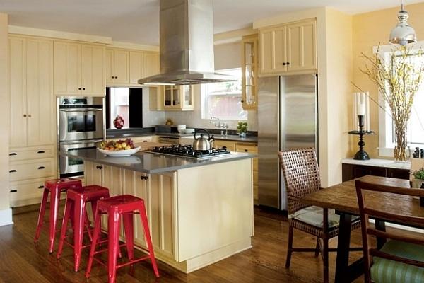 Функциональный дизайн кухни